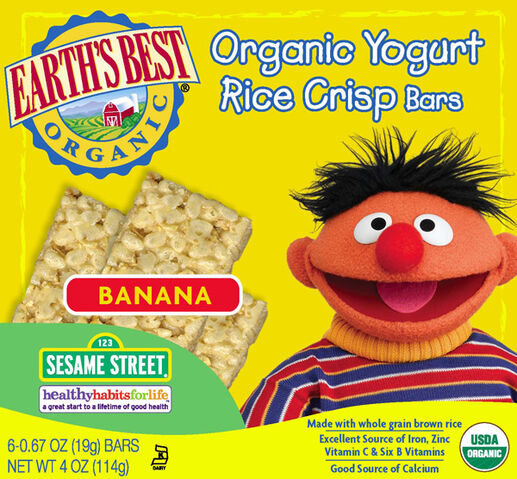 File:Yogurt Rice Crisp Cereal Bars - Banana.jpg
