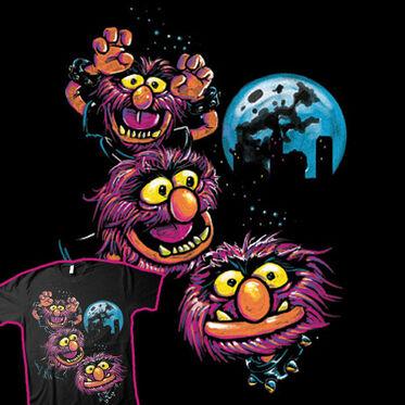 Tshirt-animal3moon