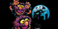 Muppet T-shirts (Mighty Fine)