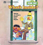 What's Inside? (book)
