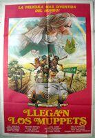Argentina-LleganLosMuppets-Poster