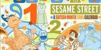 Sesame Street 2005 Calendar