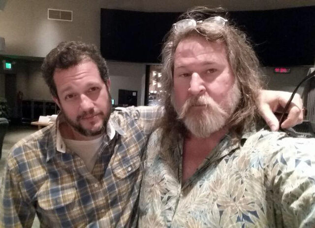 File:Michael Giacchino and Kirk Thatcher.jpg