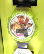 Mzb the muppets lcd watch case changes color 2