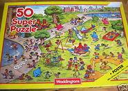 Waddingtons puzzle 2