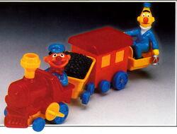 Ernie's crazy express 1