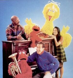 SesameStreetMusicians