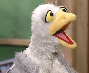 Gulliver-seagull