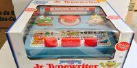 Muppet Babies Jr. Typewriter