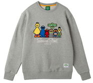 Pancoat crewneck friends