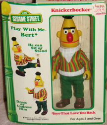 Knickerbocker 1981 play with me bert 1
