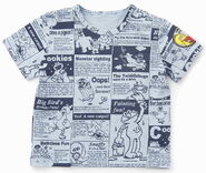 Mono comme ca fille japan 2013 baby shirt 2