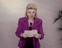 Joan Rivers as Miss Piggy