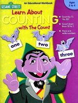 Sesame Street educational workbooks