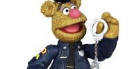 Patrol Bear Fozzie Action Figure