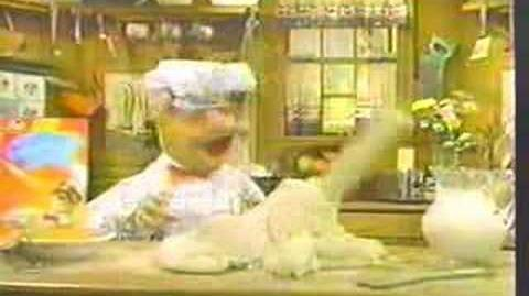 Swedish Chef Cereal Commercial