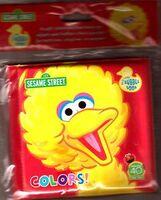 Bubble book colors big bird
