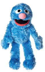 Living puppets grover 33-37cm