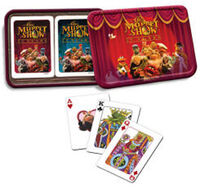 Muppet playing cards (Rix)