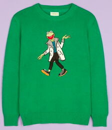 Opening ceremony kermit sweater