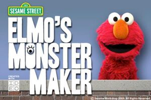 Elmo's Monster Maker