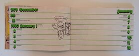 Muppet Diary 1980 - 07