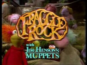 Fraggle Rock alternate openings