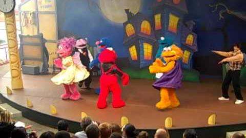 Sesame Place - Thriller