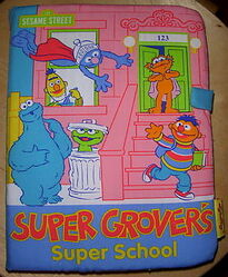 Super grovers super school 2