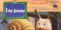 Chansons de 1, Rue Sésame: La Ballade de l'Escargot