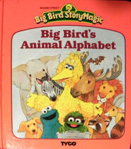 Big Bird's Animal Alphabet