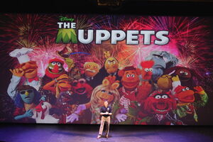 The Muppets 2011 Logo