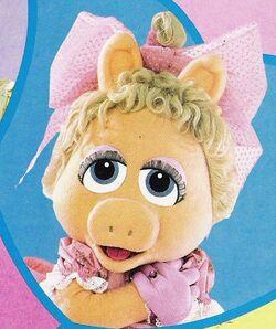 Baby piggy
