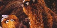Mommy Snuffleupagus