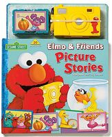Elmo & Friends Picture Stories