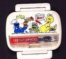 Sesame Street lunchware (Sony)