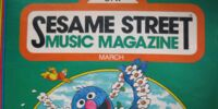 Sesame Street Music Magazine Vol. 3, No. 6