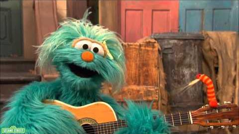 Sesame Street Spanish G Word Song with Rosita