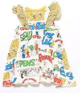 Boofoowoo sesame dress 2