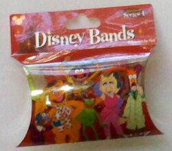 Disney bands muppet series 1