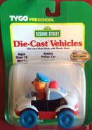 Matchbox ernie police car 2