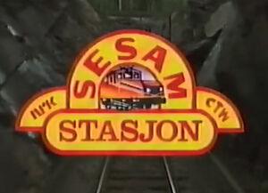 Sesam Stasjon logo
