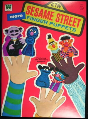 1972 more finger puppets 1