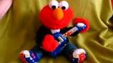 Rock&Roll ELmo
