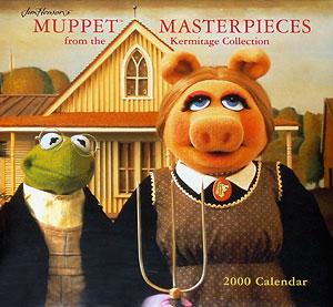 Calendar.muppets2000