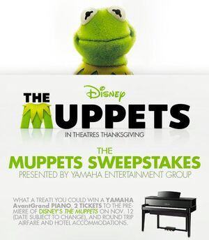 MuppetsSweepstakes