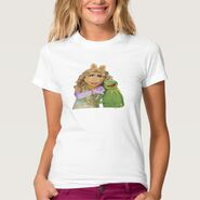 Zazzle piggy kermit shirt