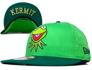New era 2011 cap kermit
