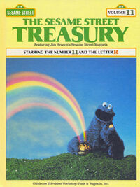 The Sesame Street Treasury Volume 11