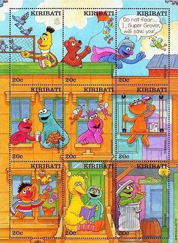 File:Kiribati stamps 20 Sesame Street outdoors.jpg